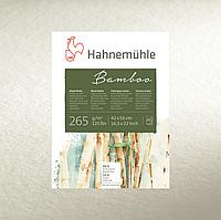 Бумага для разных техник Hahnemuhle Bamboo Mixed Media 265 г/м, 8 x 10,5 см, 10 листов, мини-склейка