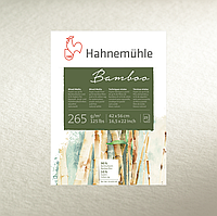Бумага для разных техник Hahnemuhle Bamboo Mixed Media 265 г/м², 30 x 40 см, 25 листов, склейка