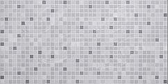 Листовая панель ПВХ на стену Регул, Мозаика (Серый Микс)