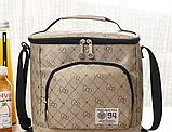 Термо ланч бокс, сумка для обедов, фото 5