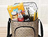 Термо ланч бокс, сумка для обедов, фото 7