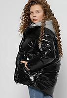 Пухова куртка дитяча, на зростання 110-158