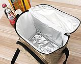 Термо ланч бокс, сумка для обедов, фото 8