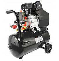 Компрессор Einbach DE-EH24 2.8 кВт, 24л + масло для компрессора, фото 2