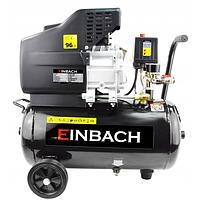 Компрессор Einbach DE-EH24 2.8 кВт, 24л + масло для компрессора, фото 3