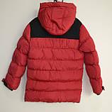 Зимняя куртка пуховик для мальчика. Куртки детские Glo-story, фото 3