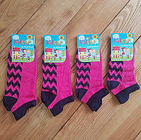 Шкарпетки малинові для дівчинки, розмір 20 / 7-8 років
