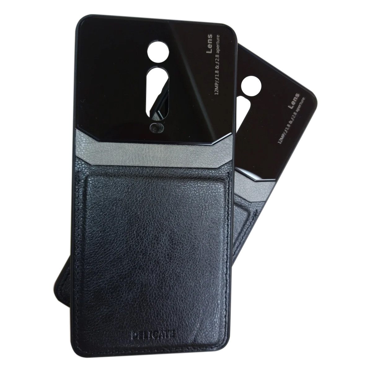Чехол бампер Primolux Delicate для смартфона Xiaomi Mi 9T / Mi 9T Pro / Redmi K20 / K20 Pro - Black