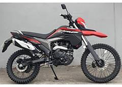Мотоцикл Forte FT300GY-C5D красный