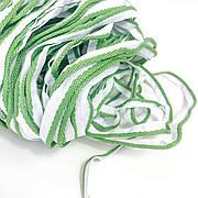 Кант бело-зеленый