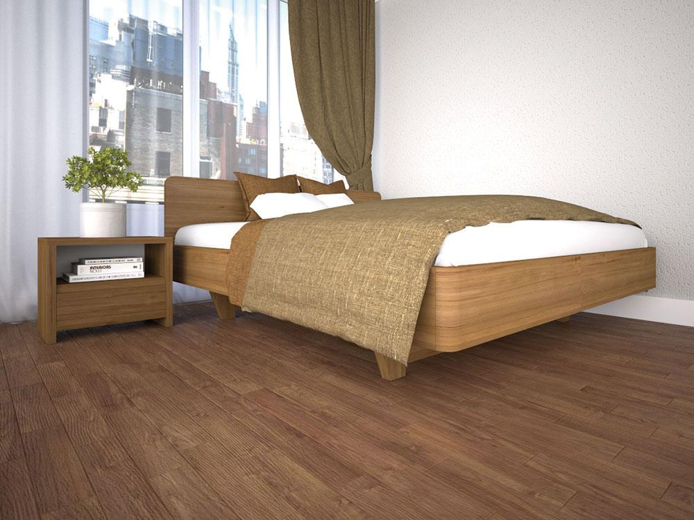 Деревянная кровать Лиана ТМ ТИС