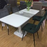 Стол обеденный Signal Calipso 68X110 Белый (CALIPSOBMSZ110)