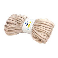 Толстая пряжа для вязания DMC Quick Knit цвет бежевый (Код:col_601)