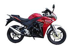 Мотоцикл FORTE FTR300 (красный)