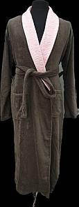 Халат жіночий бамбук довгий Туреччина