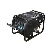 Дизельный сварочный генератор Hyundai DHYW 210AC (5 кВт, 210 А)