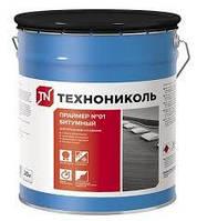 Праймер битумный (готовый) ТехноНИКОЛЬ №01, 10 л
