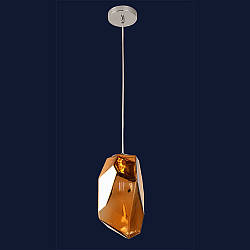 Підвісний скляний світильник&91603-1 RGD