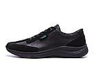 Чоловічі шкіряні кросівки Lacoste Lerond (репліка), фото 5
