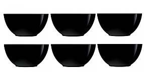 "Салатник 210 мм Diwali Black упаковка 6 шт ""Luminarc"""