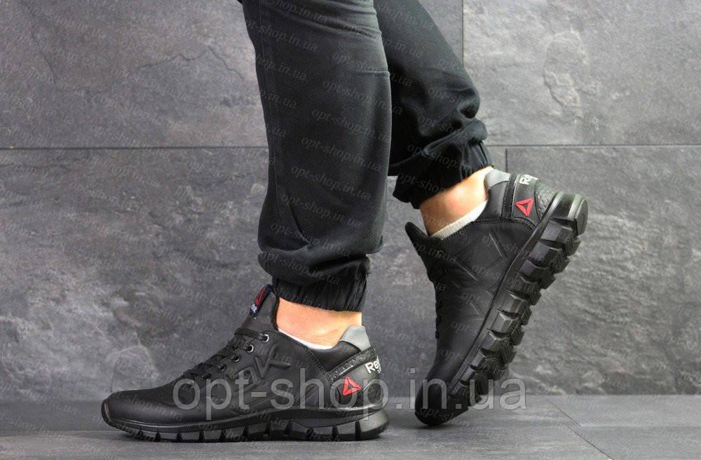 Мужские кожаные кроссовки Reebok копия