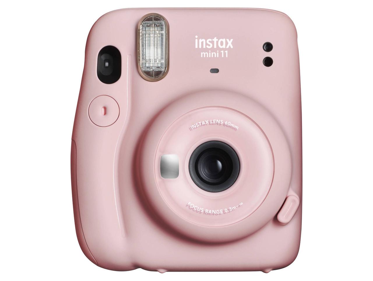 Фотокамера моментальной печати Fujifilm Instax Mini 11 Blush Pink