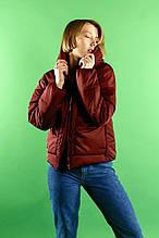 Женская повседневная куртка с капюшоном. ТОП качество. 3 цвета. Women's casual jacket with a hood. TOP quality