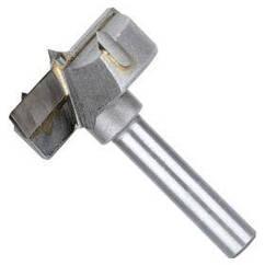 Фреза Форстнера D-35 мм, d-8 мм для дверных петель. INTERTOOL SD-0494