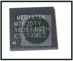 Мікросхема MT6351V Meizu Pro 6, Meizu M3 Note, Xiaomi Redmi Pro