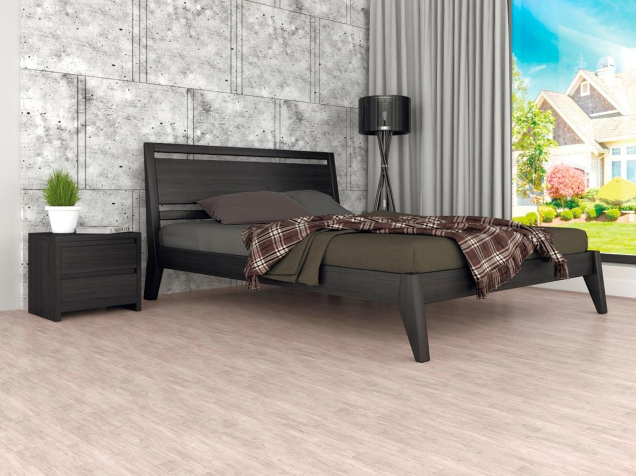 Деревянная кровать Аврора 1 ТМ ТИС
