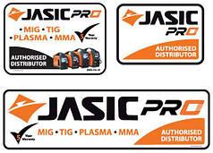 Інверторні зварювальні апарати для аргонодугового зварювання JASIC