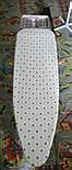Змінний чохол для прасувальної дошки Laundry з металізованою ниткою 42х120 см, фото 9