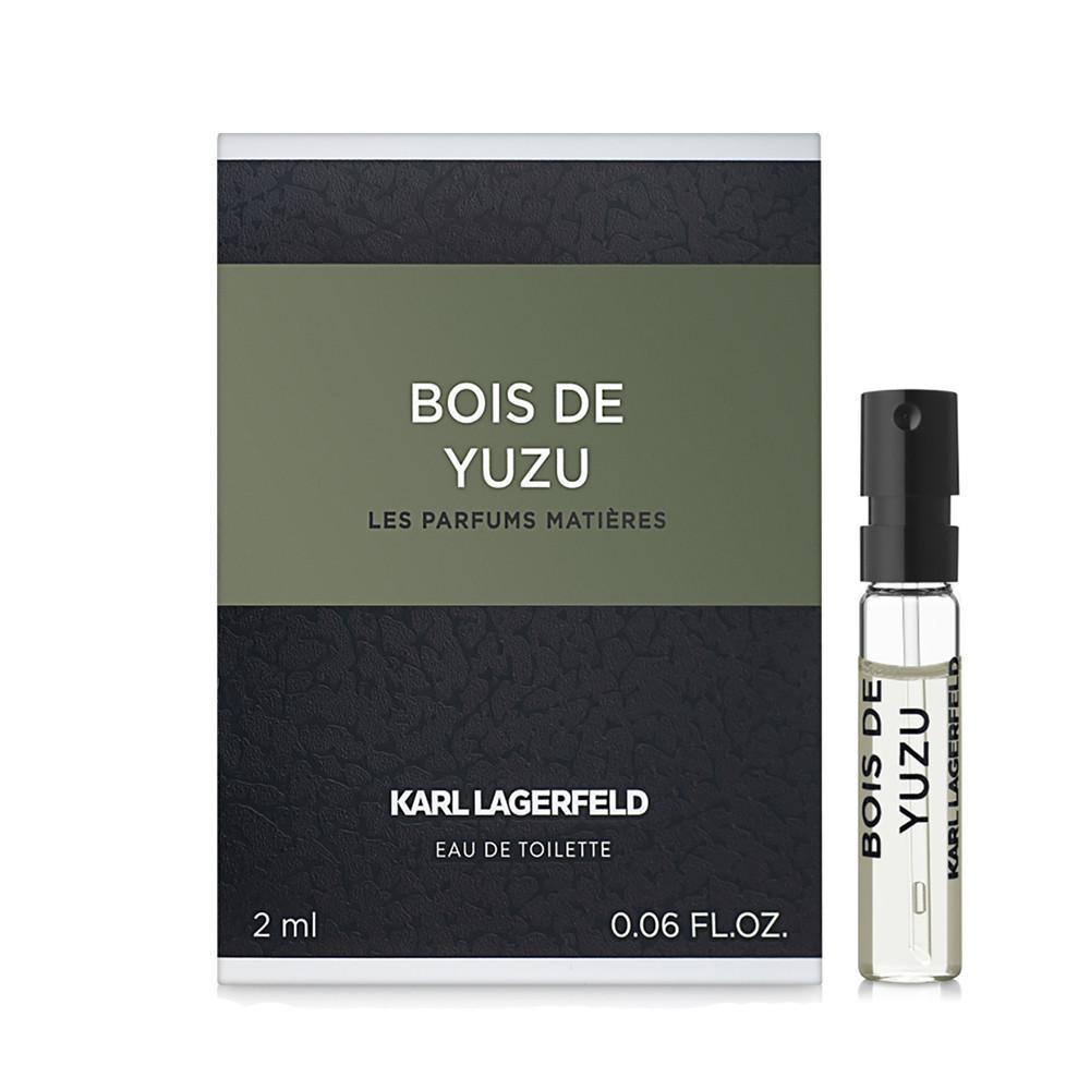 Karl Lagerfeld Bois de Yuzu Туалетна вода (пробник) 2ml (3386460101899)