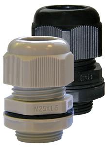 Ввод кабельный IP68 M20 (черный) Haupa