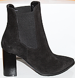 Ботинки женские замшевые от производителя модель КЛ2064-1, фото 3