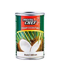 Кокосові вершки 93% Oriental Chef 400 г