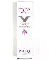 Young - Крем-краска для окрашивания волос с керамидами 100мл Color You