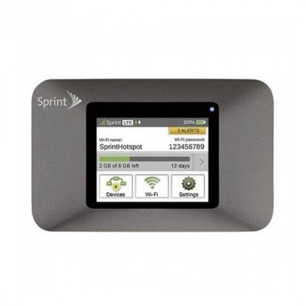 Мобильный 3G WiFi Роутер Sierra AirCard 771 (сенсорный экран + Rev B + GSM)