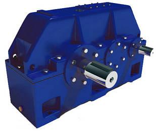 Редуктор Ц2Н-500 цилиндрический, Цилиндрический редуктор для подъемных механизмов Ц2Н-500