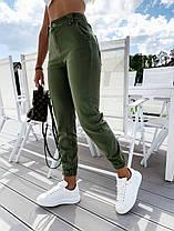 Женские осенние  брюки. Новинка 2020