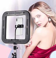 Квадратна селфі лампа 28 см D35 селфи лампа selfie