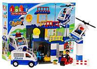 """Дитячий конструктор JDLT 5133, """"поліцейський відділок"""", ( 45 деталей)"""