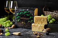 """Крафтовий сир твердий Золота лінія """"Амстердам"""" 45% жиру, 1 кг"""