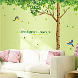 Интерьерная наклейка Дерево большое, фото 7