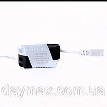 Драйвер для LED панелей 18-24W Input: AC 175-265V Output:DC 54-95V