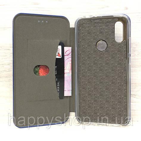 Чехол-книжка G-Case для Xiaomi Redmi 7 (Серый), фото 2
