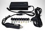Универсальное зарядное устройство для ноутбуков Went over the world, блок питания для ноута, автомобильное, фото 3