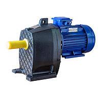 Мотор-редуктор цилиндрический с соосными валами МЦ2С-63