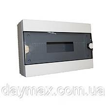 Бокс пластиковый модульный для наружной установки на 16 модулей IP20