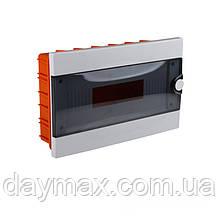 Бокс пластиковый модульный для внутренней установки на 16 модулей IP20